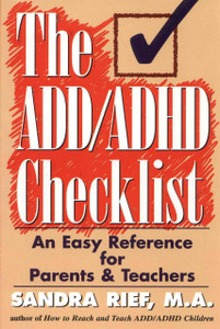 The ADD/ADHD Checklist