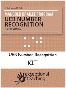 Mangold UEB Number Recognition Kit