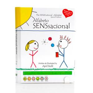SENSEsational Alphabet Book (Spanish)