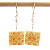cracker earrings by inedible jewelry