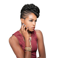 sensationnel Synthetic Kanekalon Braids African Collection Jumbo Braid