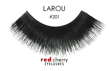 red cherry lashes 201