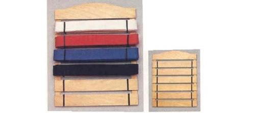 Wood Display Rack