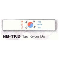 Tae Kwon Do Headband