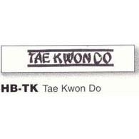 Tae Kwon Do Headband 1