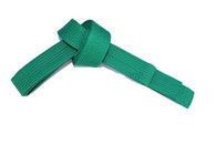 Green Karate Belt