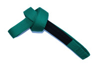 Green Jiu Jitsu Belt