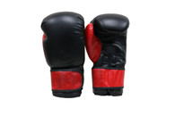 Vinyl Boxing Gloves (Red)