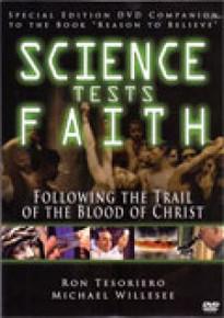 DVD - Science Tests Faith - English