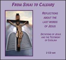 CD - From Sinai To Calvary (2 CD Set) - English