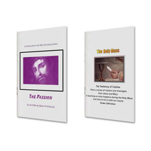 2 Free Book Special - The Passion & Holy Mass - English (LIMIT ONE SET)