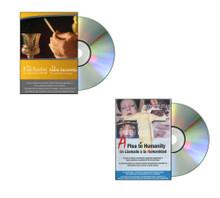 Venta Especial De Los 2 DVDs - Los DVDs Son: Un Liamado A La Humanidad y La Santa Eucaistia