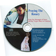 CD - Praying the Rosary - English