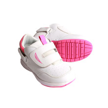 Hatchbacks Eclipse Kids Shoe : White/Pink: Young Kids sizes 9c-3k