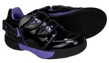 Hatchbacks Aspire Kids Shoe : Black Patent/Purple
