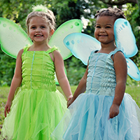 Easy Fairy Costume DIY