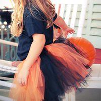 Halloween Tutu Tutorial