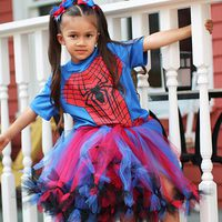 Spider Girl Costume Tutorial