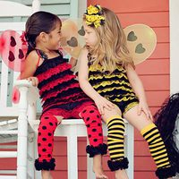 Lady Bug & Bee Costume Tutorial
