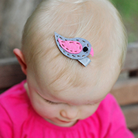 Clippies & Baby Bows