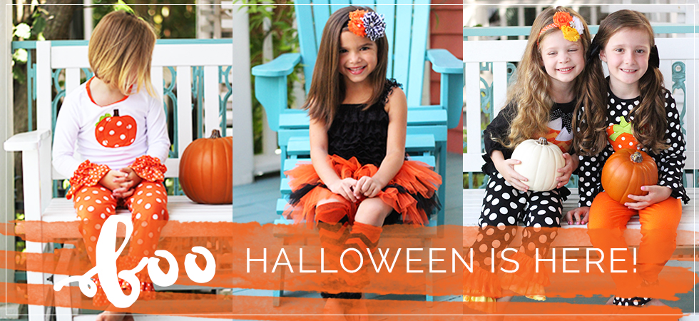 cute Halloween clothing