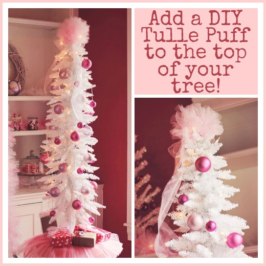Diy Tree Topper. Tutu Tree Skirt This Is So Simple, We Canu0027t Even Call It A  Craft. Tree Skirts Are Adorable. Tutus Are Adorable.