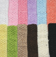 Crochet Headband Variety Packs - 1.5""