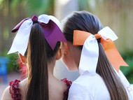 School Spirit Cheer Bows