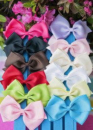 Classic Boutique Bow Variety Pack (Our medium sized bow for girls.)