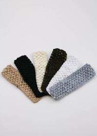 "Neutrals 1.5"" Crochet Headbands Variety Pack (6)"