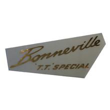 Decal, Bonneville TT Special, Triumph Motorcycles, 24-200