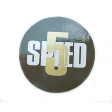 5 Speed Decal, Triumph Motorcycles, 60-3748