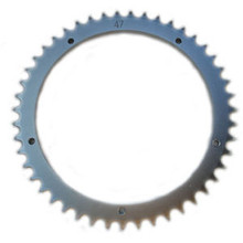 Rear Sprocket, Conical Hub, 37-3747, Triumph Motorcycles, Emgo 95-95047