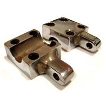 Fork End Cap Set, Triumph, 97-4456, 97-4457