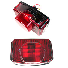 Tail Light Assembly, BSA, Norton, Triumph Motorcycles, 063736, 068028, 068029, 56515, 56513, 60-4109, 60-4110, 62-7980, 99-1252, 99-7045, Emgo 62-79800