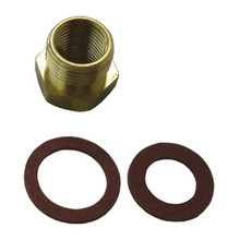 Fuel Tap Adaptor Kit, BSA 3/8 inch Male to Triumph 1/4 inch Female, 68-8024A