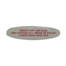 Sticker/Decal, BG Speedo Drive, BSA, Norton, Triumph Motorcycles