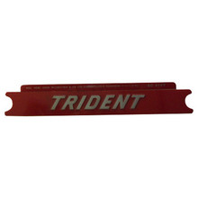 Motif, Trident, Red/Silver, Triumph Trident Motorcycles, 60-4149