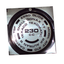 230cc Fork Decal, Triumph Motorcycles, 97-4310