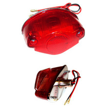 Tail Light Assembly, Miller Type #38, 12volt, Emgo 62-21590