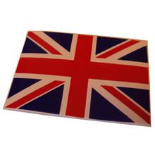 Union Jack Sticker, Small, BSA, Norton, Triumph Motorcycles, 24-UJ1