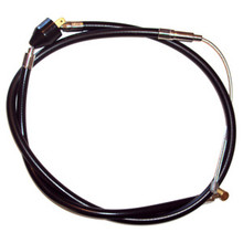 Brake Cable, UK Handlebar, 1971-1972 Triumph Motorcycles, 60-3075, Emgo 26-82771