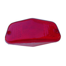 Lens, Tail Light, BSA, Norton, Triumph Motorcycles, 573839, 54576001, 99-9964, Emgo 62-21530