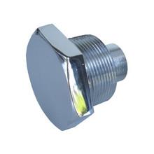 Fork Nut, Chrome Plated, 97-4258, 97-4008, 97-4309