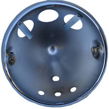 Headlamp Shell, 3 Harness Holes, 99-7039, Emgo 66-65060