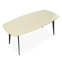 BRANDO 6 Seater Dining Table 1.8 Metres