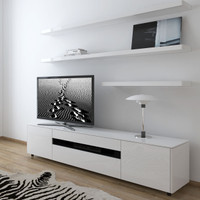 TAYLOR Wall Composition 403 White Gloss