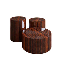 DRUM Coffee Table (Set 1)