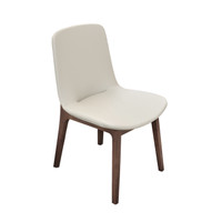 ZARA Dining Chair / Walnut Stained Legs