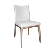 EVA Dining Chair / Walnut Stained Legs